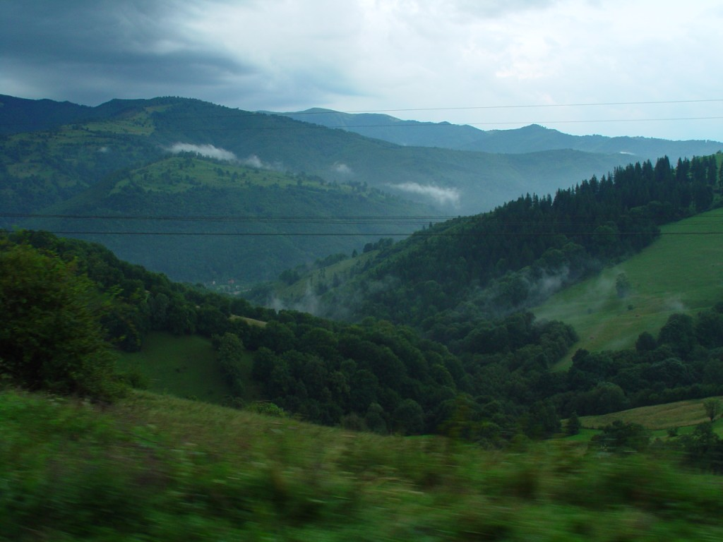 carpathian mountains images